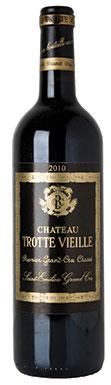 Château Trotte Vieille, St-Émilion, Grand Cru, 2010