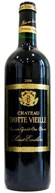 Château Trotte Vieille, St-Émilion, Grand Cru Classé, 2006