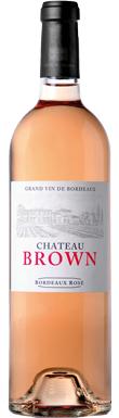 Château Brown, Rosé, Bordeaux, France, 2013