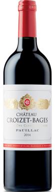 Château Croizet-Bages, 5ème Cru Classé, Pauillac, 2014