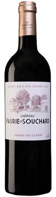 Château Faurie de Souchard, St-Émilion, Grand Cru Classé,