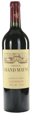 Château Grand Mayne, St-Émilion, Grand Cru Classé, 2016
