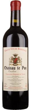 Château le Puy, Côtes de Francs, Emilien, Bordeaux, 1989