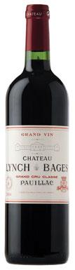 Château Lynch-Bages, Pauillac, 5ème Cru Classé, 2005