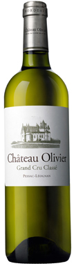 Château Olivier, Pessac-Léognan, Grand Cru Classé, 2016