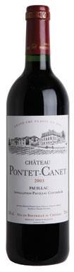 Château Pontet-Canet, Pauillac, 5ème Cru Classé, 2008