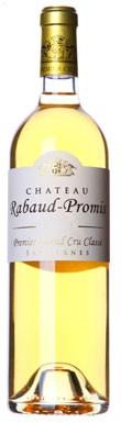 Château Rabaud-Promis, Sauternes, 1er Cru Classé, 2016
