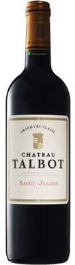 Château Talbot, St-Julien, 4ème Cru Classé, 2015