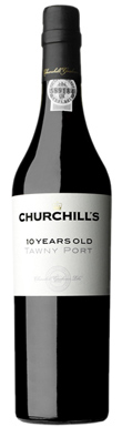Churchill's, Port, 10 Year Old Tawny, Douro, Portugal