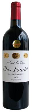 Clos Fourtet, St-Émilion 1er Grand Cru Classé B, 2012