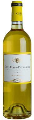 Château Clos Haut-Peyraguey, Sauternes, 1er Cru Classé, 2011