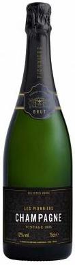 Co-op, Les Pionniers Brut, Champagne, France, 2008
