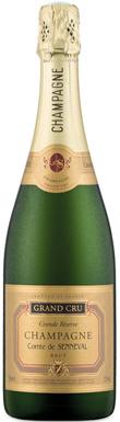 Comte de Senneval, Grand Cru Brut, Champagne, France