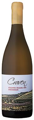 Craven Wines, Clairette Blanche, Stellenbosch, 2014