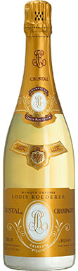 Louis Roederer, Cristal (Magnum), Champagne, France, 1990