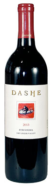 Dashe, Dry Creek Valley, Zinfandel, California, USA, 2013