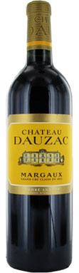 Château Dauzac, Margaux, 5ème Cru Classé, Bordeaux, 2008