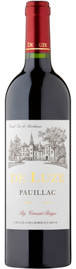 De Luze, Pauillac, Bordeaux, France, 2013