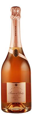 Deutz, Amour de Deutz Rosé Brut, Champagne, France, 2006