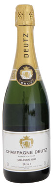 Deutz, Brut, Champagne, France, 1993