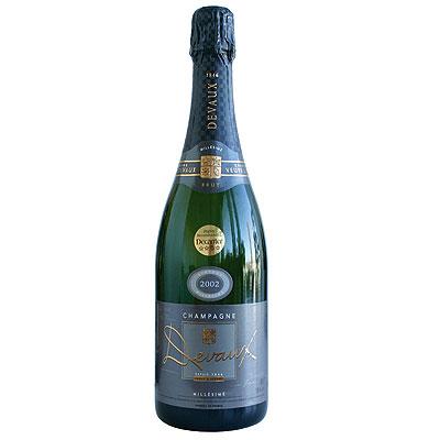 Devaux, Champagne, France, 2002