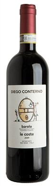 Diego Conterno, Barolo, Monforte d'Alba, Le Coste Monforte