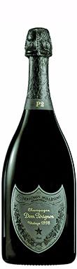 Dom Pérignon, P2, Champagne, France, 1998