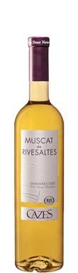 Domaine Cazes, Rivesaltes, Muscat de Rivesaltes, 1999