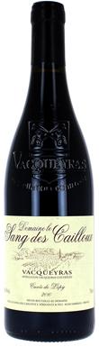 Domaine Le Sang des Cailloux, Vacqueyras, Cuvée de Lopy,