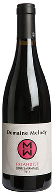 Domaine Melody, Crozes-Hermitage, Cuvée Friandise, 2015