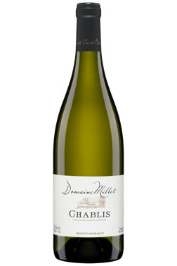 Domaine Millet Pere et Fils, Chablis, Chablis, 2015