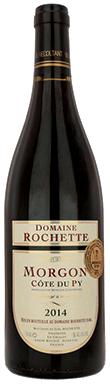Domaine Rochette, Morgon, Côte de Py, Beaujolais, 2014