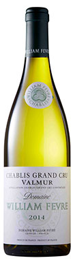 Domaine William Fevre, Chablis, Valmur Grand Cru, 2014