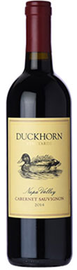 Duckhorn, Napa Valley, Cabernet Sauvignon, California, 2014