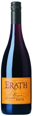 Erath Vineyards, Oregon Pinot Noir, Willamette Valley, 2012