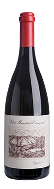 Fable Mountain Vineyards, Syrah, Tulbagh, South Africa, 2011