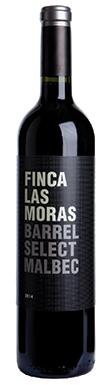 Finca Las Moras, Pedernal, Barrel Select Malbec, 2014
