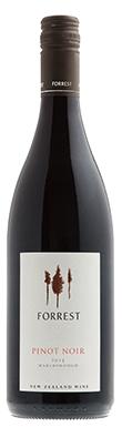 Forrest Estate Winery, Pinot Noir, Marlborough, 2013