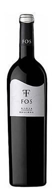Fos, Rioja Alavesa, Reserva, Rioja, Mainland Spain, 2008