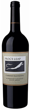 Frog's Leap, Rutherford, Estate Grown Cabernet Sauvignon,