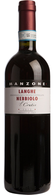 Giovanni Manzone, Langhe Nebbiolo, Il Crutin, Piedmont, 2013