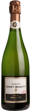 Gosset-Brabant, Grand Cru Noirs d'Ay, Champagne, France