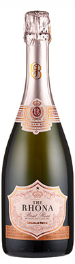 Graham Beck, The Rhona Brut Rosé, South Africa, South Africa