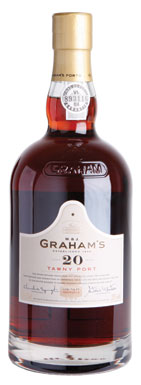 Graham's, Port, 20 Year Old Tawny, Douro, Portugal