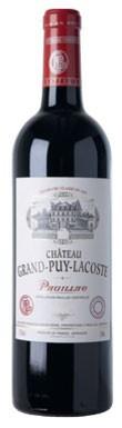 Château Grand-Puy-Lacoste, Pauillac, 5ème Cru Classé, 2015