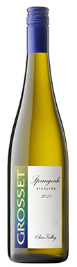 Grosset, Clare Valley, Watervale, Springvale Riesling, 2015