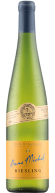 Hans Michel, Riesling, Alsace, France, 2015