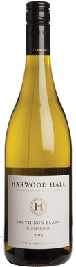 Harwood Hall, Sauvignon Blanc, Marlborough, 2015