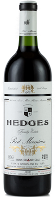 Hedges Family Estate, Red Mountain, Red Mountain, 2013
