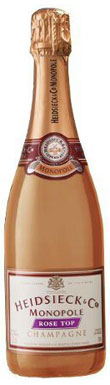 Heidsieck, Monopole Rosé Top, Champagne, France